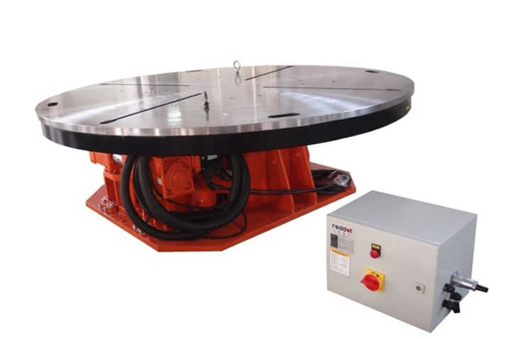 Welding Turntables